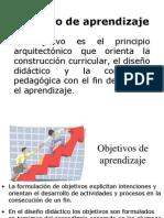 aprendizaje-objetivos