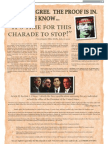 Obama LFBC is a Forgery per Detective Mike Zullo of AZ - Article II Super PAC Wash Times Natl Wkly Edition Ad -  23 Jul 2012