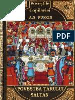 A.S. Puskin -Povestea lui Tar Saltan
