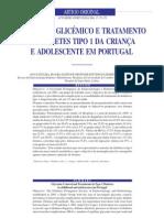 CONTROLO GLICÉMICO E TRATAMENTO