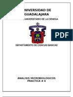 SUSCEPTIBILIDAD ANTIMICROBIANA MEDIANTE LA TECNICA DE MICRODILUCION EN CALDO
