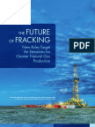 The Future of Fracking