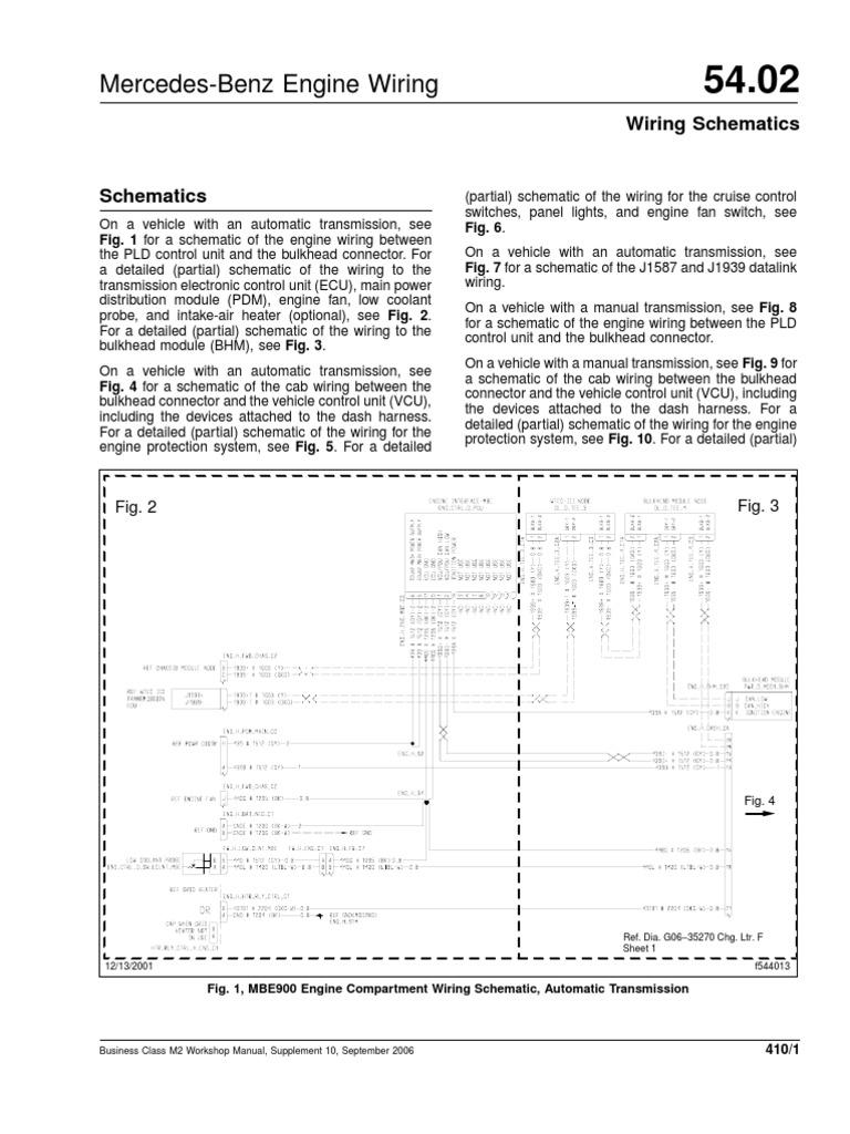 mercedez m2 electric diagram | manual transmission | automatic transmission