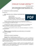 RESUMO DA BIBLIOGRAFIA GERAL DO CONCURSO DA PREFEITURA DE SÃO PAULO