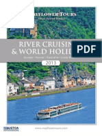 Mayflower Tours 2013 River Cruising and World Holidays  Brochure