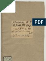 Antonio Vivaldi La Stravaganza Concerto No.2 RV