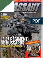 2e Regiment de Hussards,Assaut N°72,2012.ápr