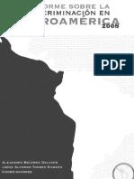 Informe sobre la discriminación en Iberoamérica 2008