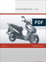 Vento 150 Diagrama Motor