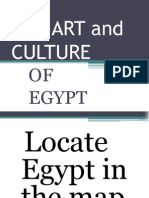The Art and Culture of Egypt