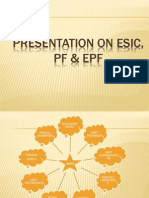 Presentation on Esic Pf Epf Final Ppt