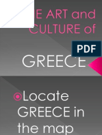 The Art and Culture of Greece