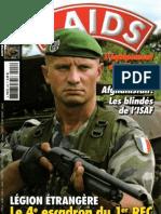 4Esc du 1REC,RAIDS N°248,2007.jan.