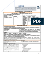ECA´s Probabilidad y Estadística Agosto 2012-Enero 2013