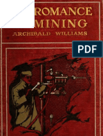 Williams-The Romance of Mining 1905