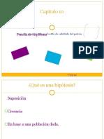diapositivas de estadistica. Karen Jiménez