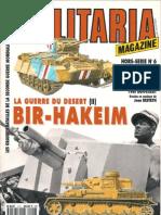 Armes Militaria Magazine HS 06 - La Guerre Du Desert II Bir-Hakeim