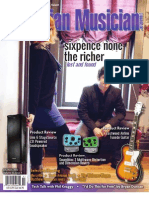 Christian Musician Magazine - July/August 2012