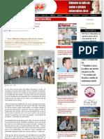 2012-07-23 Visita Secretario de Salud Los Hospitales de Todo El Estado