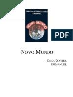Chico Xavier - Livro 346 - Ano 1991 - Novo Mundo