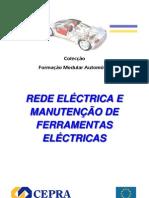 Rede eléctrica e manutenção de ferramentas eléctricas
