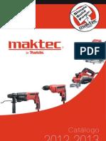 Catálogo Maktec 2012-2013 (by Makita)