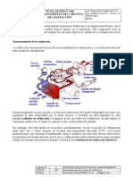 FUNCIONAMIENTO DEL CIRCUITO DE CALEFACCION