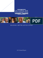 California Bar Foundation 2007 Annual Report