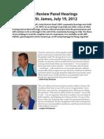 FortStJames JRP Summary