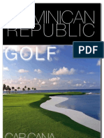 Golf  |Cap Cana |Dominican Republic