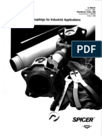 Universal Joints Industrial Applications