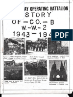 724th ROB History B Co 1945-1945