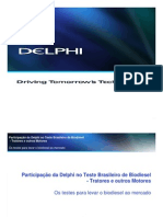 Teste Delphi Biodíesel