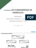 pdf PRINCÍPIOS FUNDAMENTAIS DA HIDRÁULICA