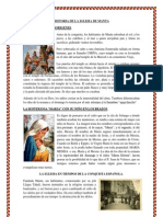 Historia de La Iglesia de Manta