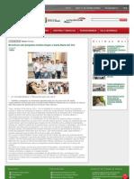 22-07-2012 Beneficios del programa Unidos llegan a Santa María del Oro