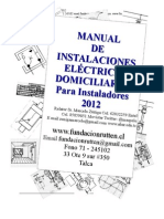 Manual de Electricidad Rutten 2012 II
