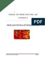 Trabaperfil mercado de paprika
