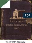 Small Arms Firing Regulations 1889