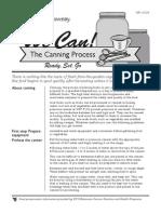 Canning Process - Ready Set Go