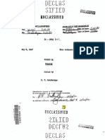 Trinity Nuclear Test - Official Report May 47