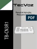 Manual Mesa Controladora