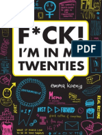 F*ck I'm in My Twenties