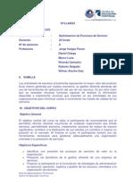 20081010 CCA OptimizacionProcesosServicio