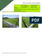 2012DS MET 1-Irrigated - Week 14 (March) IRRI