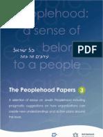 Peoplehood Papers 3