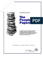 The Peoplehood Papers 1