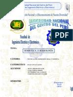 Semiotica y Semiologia