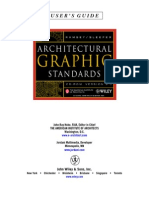 Architectural Graphic Standards - User's Guide [45- Pages]