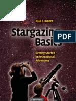 Stargazing Basics - Getting Started in Recreational Astronomy (Malestrom)
